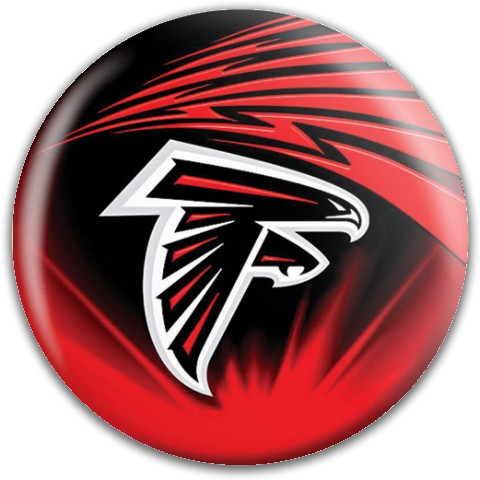 Atlanta Falcons Dynamic Discs Fuzion Felon Driver Disc