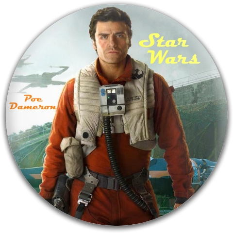 Poe Dynamic Discs Fuzion Felon Driver Disc
