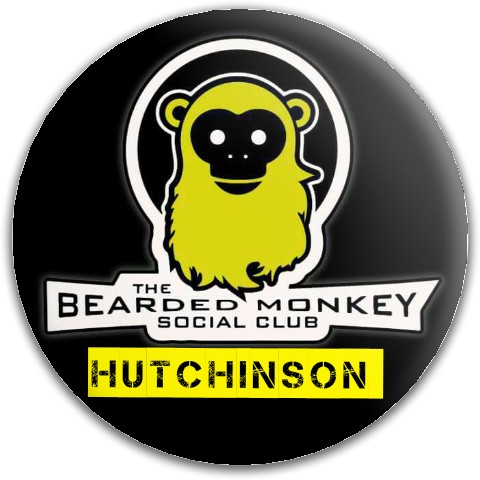 BeardedMonkey Hutch Dynamic Discs Fuzion Enforcer Driver Disc