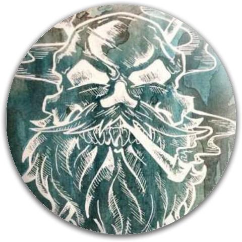 Pipe Beard Dynamic Discs Fuzion Suspect Midrange Disc
