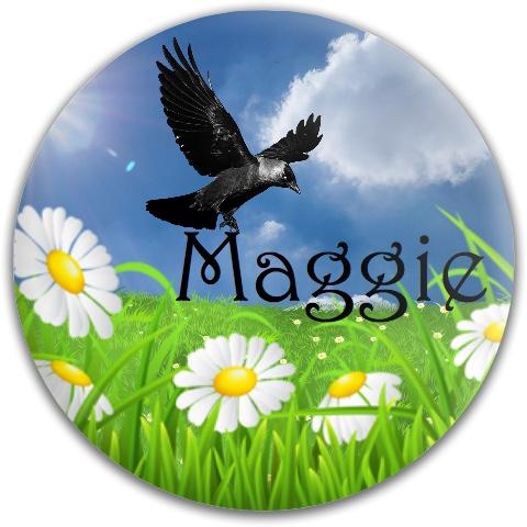 Maggie Dynamic Discs Fuzion Suspect Midrange Disc