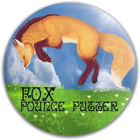 Fox Pounce Putter Dynamic Discs Fuzion Judge Putter Disc