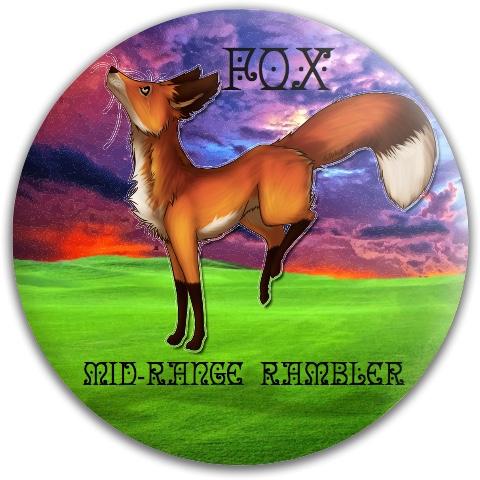 Fox Mid-Range Rambler Dynamic Discs Fuzion Truth Midrange Disc