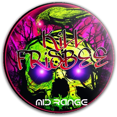 KILL FRISBEE WS MR Westside Discs Tournament Bard Midrange Disc