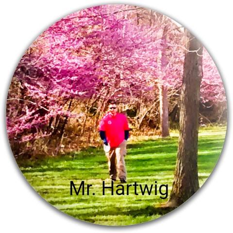 Mr. Hartwig Dynamic Discs Fuzion Judge Putter Disc