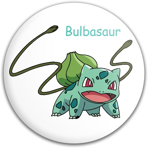 Bulbasaur Fly Discs Disc