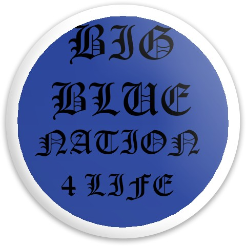 big blue nation Latitude 64 Gold Line XXX Driver Disc