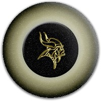 Vikings putter Dynamic Discs Fuzion Judge Putter Disc