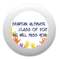 Spartan 2017 Grads Ultimate Frisbee