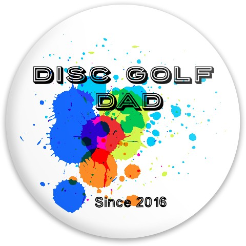 Disc Golf Dad Latitude 64 Gold Line Missilen Driver Disc