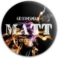 Matthew New Dynamic Discs Fuzion Judge Putter Disc