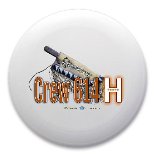 Comanche Drilling Crew 614 H Ultimate Frisbee