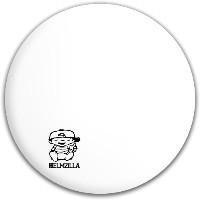 Lil Helm 2 Dynamic Discs Fuzion Justice Midrange Disc