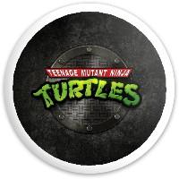 ninja turtles Latitude 64 Gold Line Knight Driver Disc