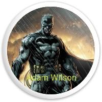 Batman Latitude 64 Gold Line Missilen Driver Disc