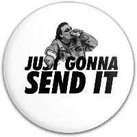 Just Gonna Send It Dynamic Discs Fuzion Judge Putter Disc