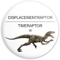Velociraptor Latitude 64 Gold Line Scythe Driver Disc