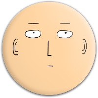 One punch man Dynamic Discs Fuzion Judge Putter Disc