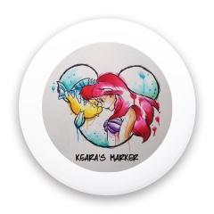 Keara's Ariel Custom Mini Ultimate Disc