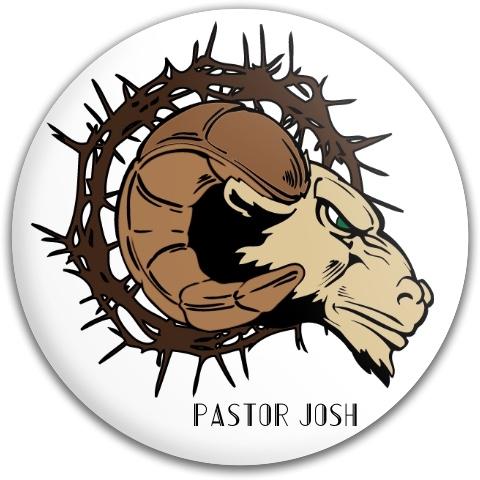 Pastor Josh Dynamic Discs Fuzion Warden Putter Disc