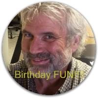 Ian's Birthday Dynamic Discs Fuzion Convict Driver Disc