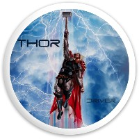 Thor Dynamic Discs Fuzion Defender Driver Disc