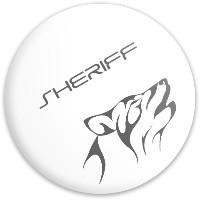 Wolf Dynamic Discs Fuzion Sheriff Driver Disc