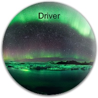 Latitude 64 Spark Driver Disc