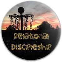 Relational DISCipleship Latitude 64 Gold Line Compass Midrange Disc