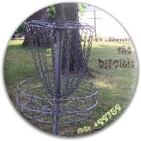 the DISCiple Latitude 64 Gold Line Compass Midrange Disc