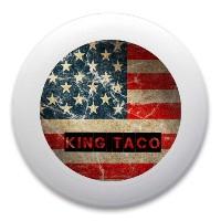 Americas King Taco Ultimate Frisbee