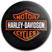 Harley Davidson Dynamic Discs Fuzion Evidence Midrange Disc