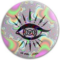 CE&C - Trippy Dynamic Discs Fuzion Judge Putter Disc