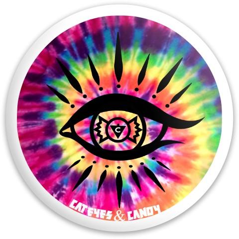 CE&C - Tie Dye 2 Fly Discs Disc