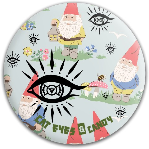 Gnomes Dynamic Discs Fuzion Evidence Midrange Disc