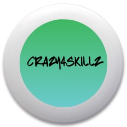 Crazy4skillz Frisbee Ultimate Light Up Disc