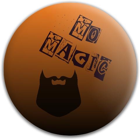 Mo Magic Dynamic Discs Fuzion Warden Putter Disc