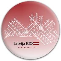 Latvia 100 Dynamic Discs Fuzion Verdict Midrange Disc