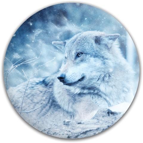Dire Wolf Dynamic Discs Fuzion Justice Midrange Disc