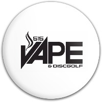 515 Vape Dynamic Discs Fuzion Judge Putter Disc