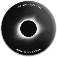 2017 Solar Eclipse Dynamic Discs Fuzion Truth Midrange Disc