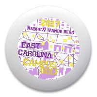 ECU Campus Golf Ultimate Frisbee