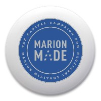 Marion Made CC Round Ultimate Frisbee
