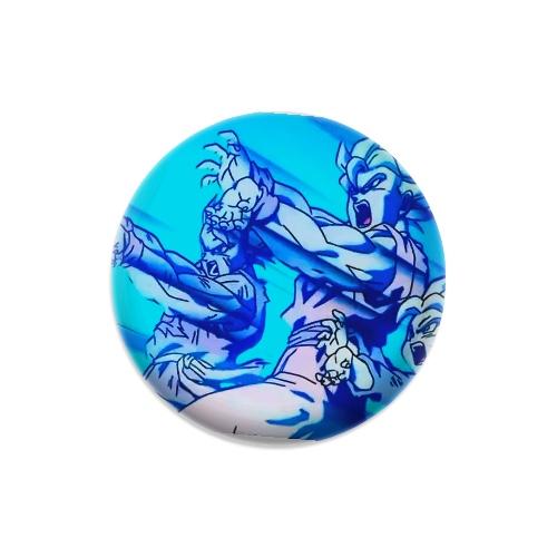 Father son Dynamic Discs Judge Mini Disc Golf Marker
