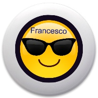 Francesco Emoji Innova Ultrastar Ultimate Frisbee