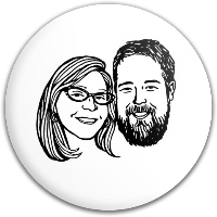 Keri & Dale Dynamic Discs Fuzion Judge Putter Disc