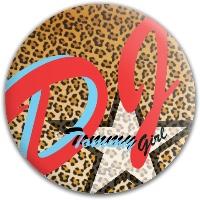 DJ TommyGirl Dynamic Discs Fuzion Truth Midrange Disc