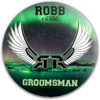 Robb Groomsman Dynamic Discs Fuzion Judge Putter Disc