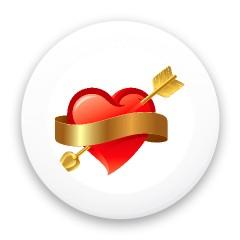 My Heart Custom Mini Ultimate Disc