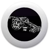 Cannon Man Innova Ultrastar Ultimate Frisbee